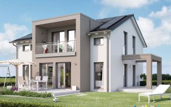 Living Haus - Musterhaus SUNSHINE 165 V5