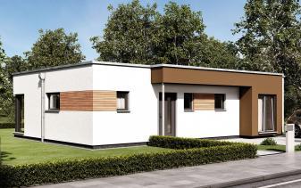 Living Haus - Musterhaus SOLUTION 100 V7