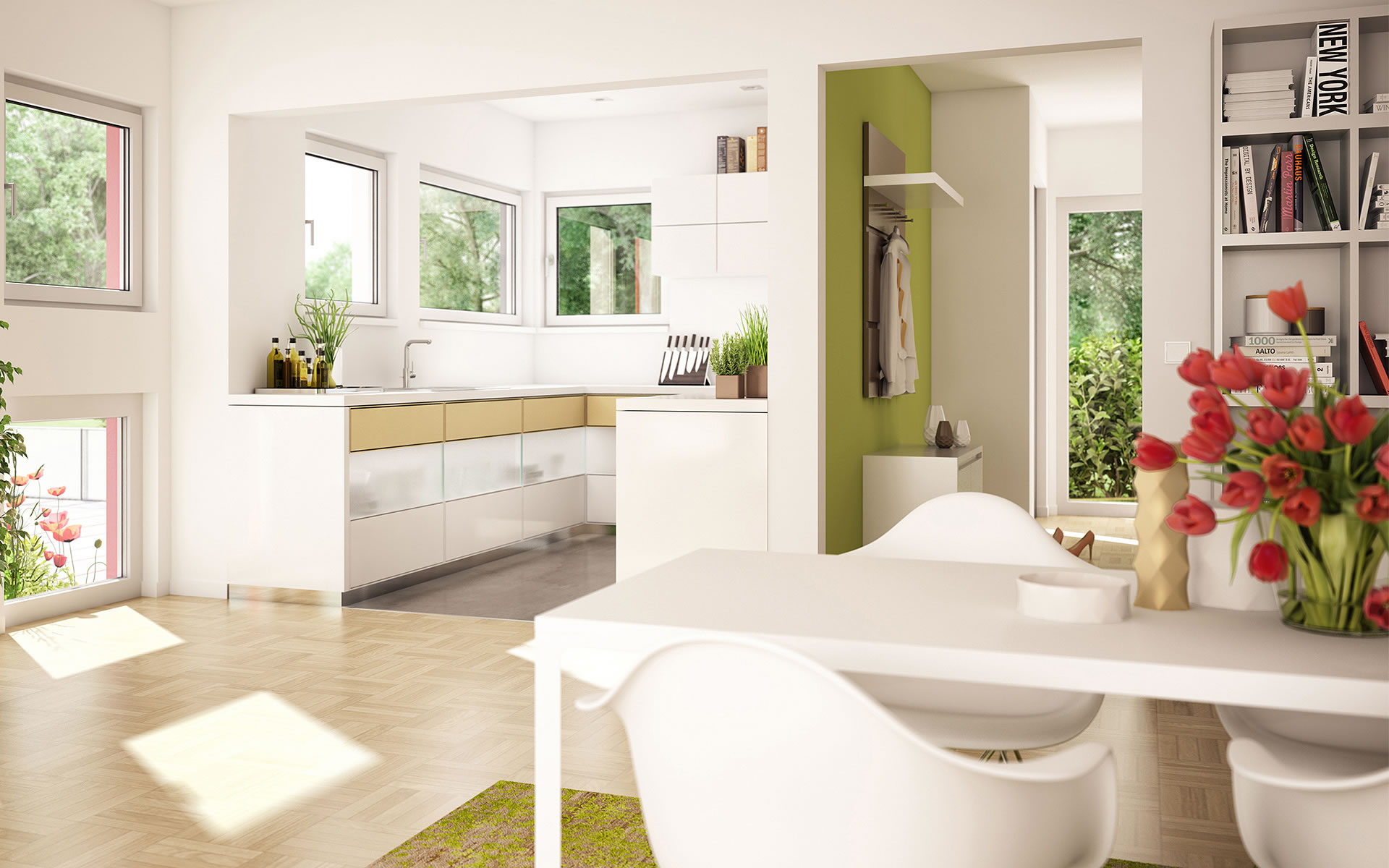 SOLUTION 78 V3 von Living Fertighaus GmbH
