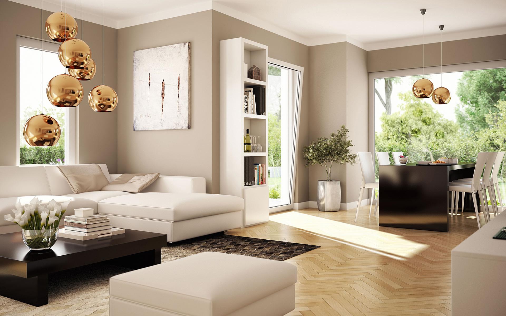 SOLUTION 87 V7 von Living Fertighaus GmbH