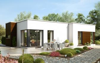 Living Haus - Musterhaus SOLUTION 87 V7