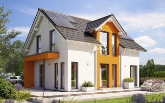 Living Haus - Musterhaus SUNSHINE 125 V3
