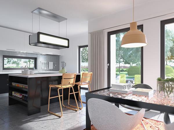 SUNSHINE 125 V7 von Living Fertighaus GmbH