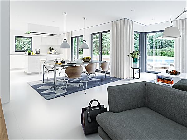 SUNSHINE 143 V2 von Living Fertighaus GmbH