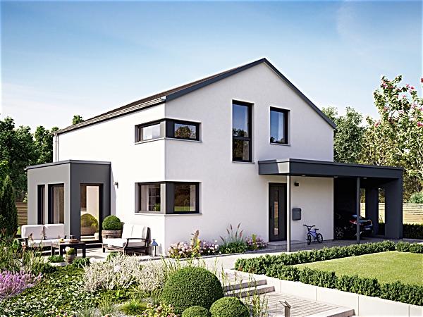 SUNSHINE 143 V5 von Living Fertighaus GmbH