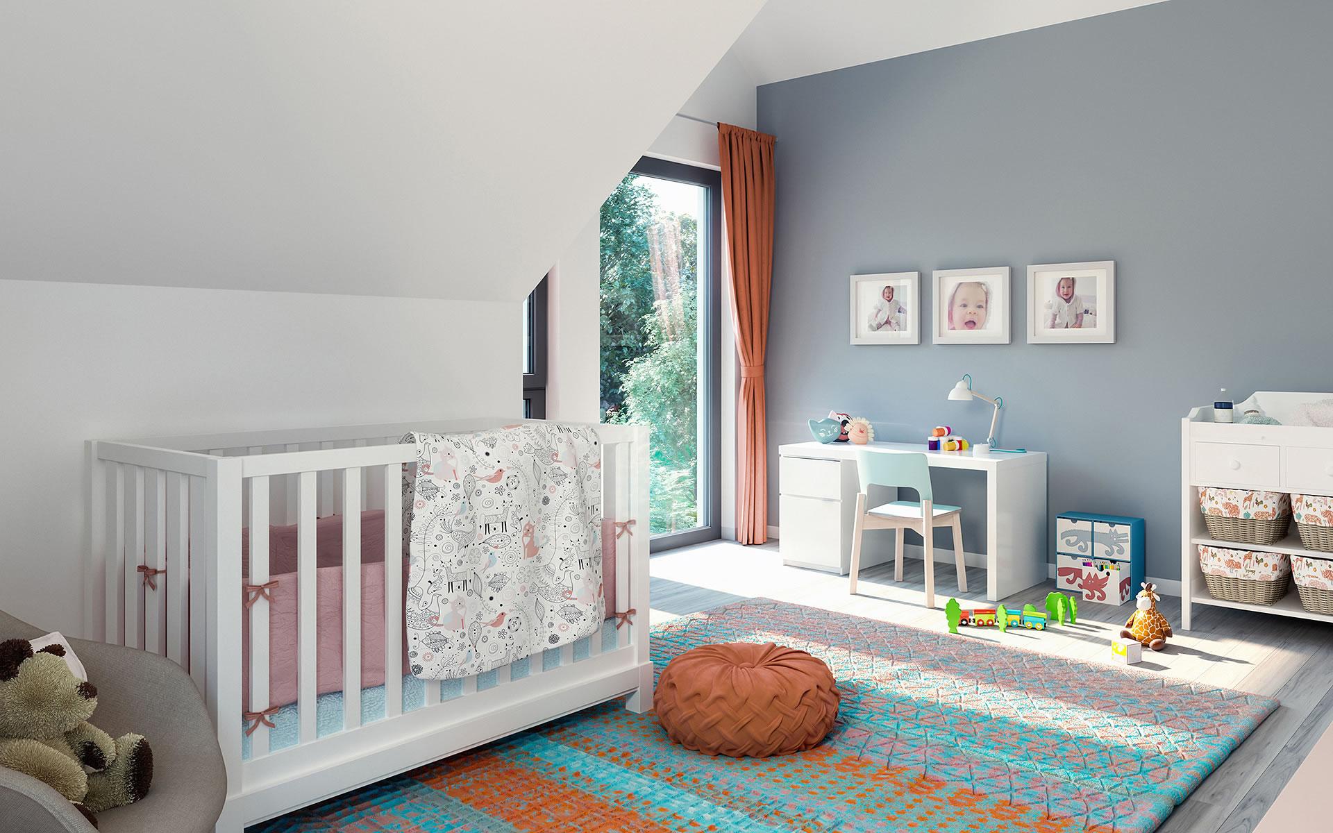 SUNSHINE 144 V4 von Living Fertighaus GmbH