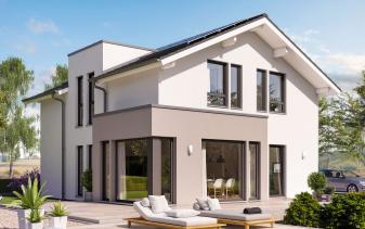 Living Haus - Musterhaus SUNSHINE 144 V4
