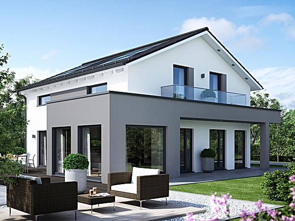 SUNSHINE 165 V4 von Living Fertighaus GmbH