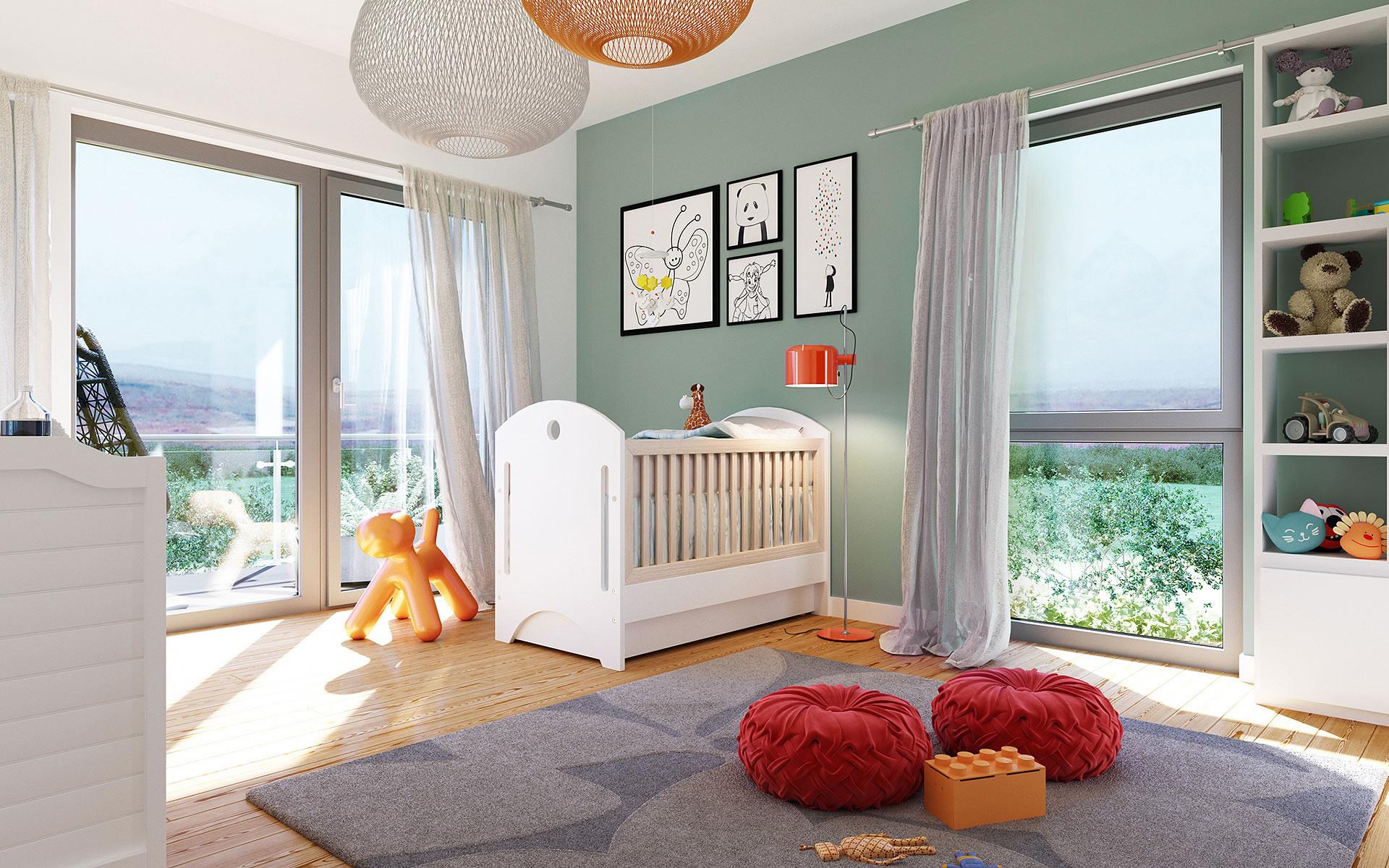 SUNSHINE 165 V2 von Living Fertighaus GmbH