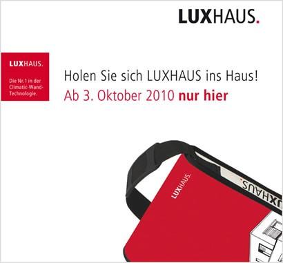 Zum Online-Shop von LUXHAUS!