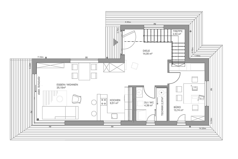Erdgeschoss fine - München von LUXHAUS Vertrieb GmbH & Co. KG