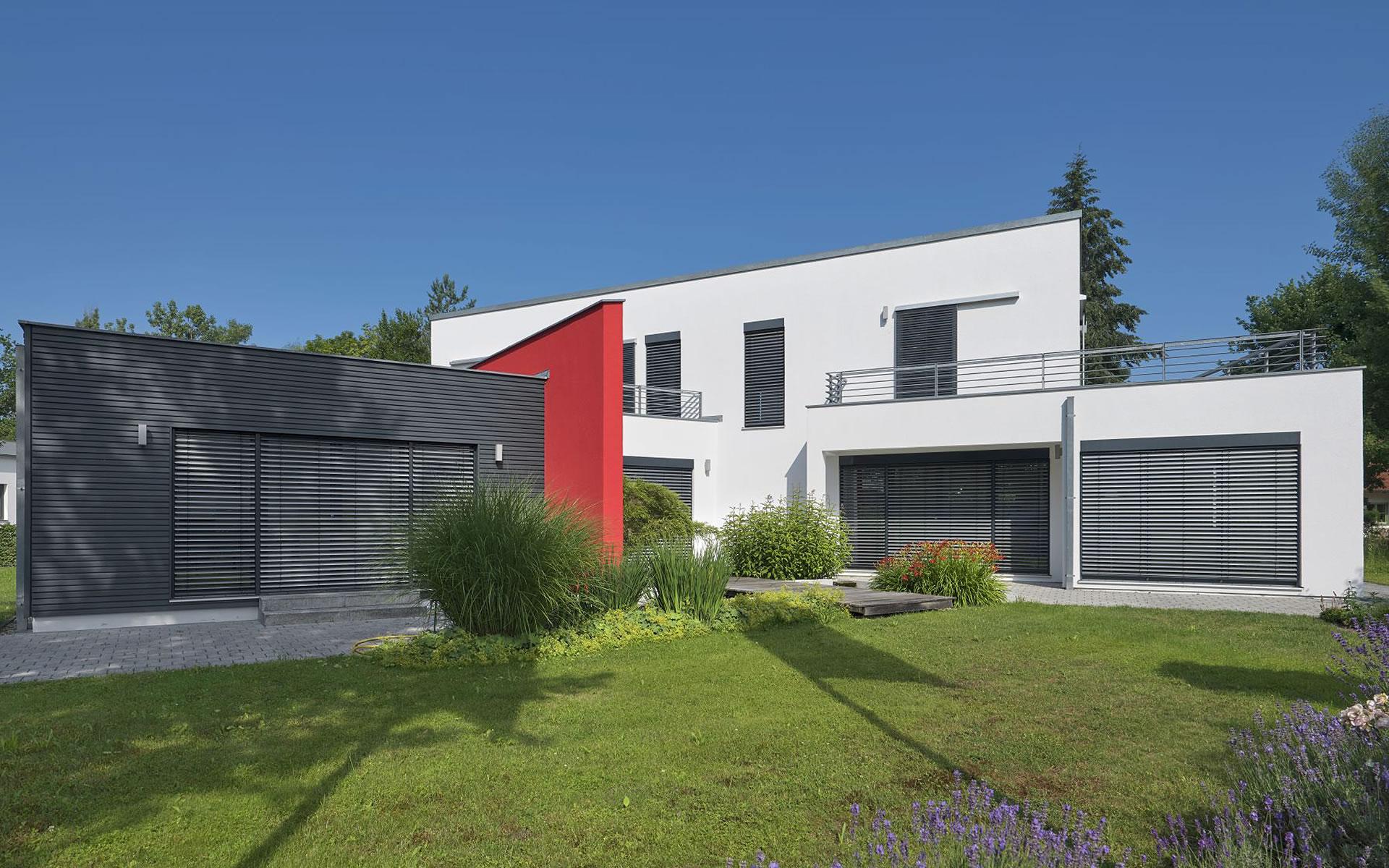 Musterhaus Georgensgmünd von LUXHAUS Vertrieb GmbH & Co. KG