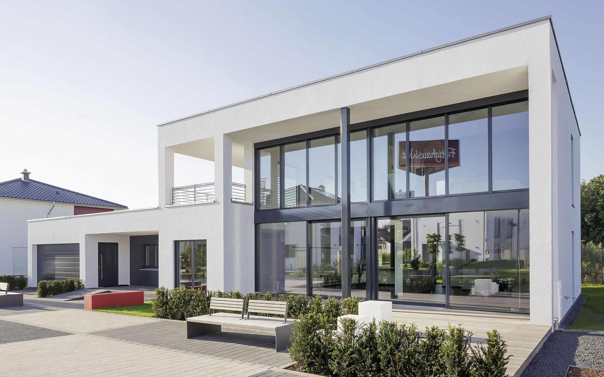 Musterhaus Köln von LUXHAUS Vertrieb GmbH & Co. KG
