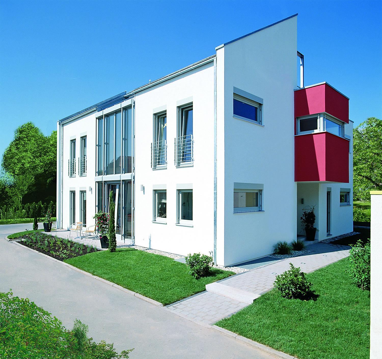 Musterhaus Mannheim von LUXHAUS Vertrieb GmbH & Co. KG