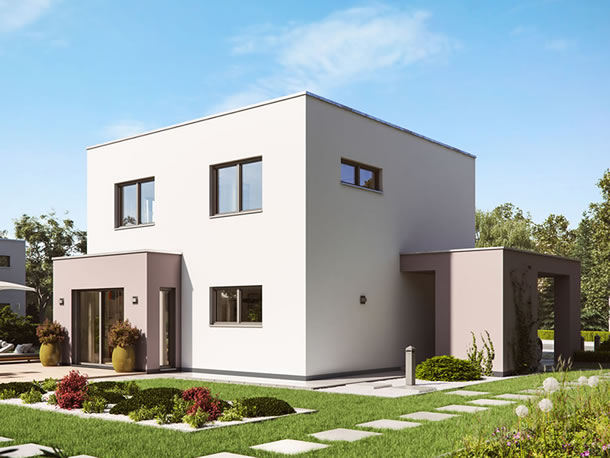 Cube 6 von massa haus GmbH