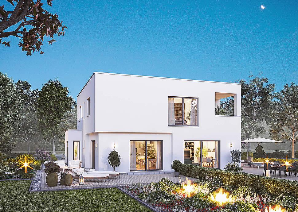 cube fertighaus preis bungalow aus holz bad herrenalb von holzhaus natur linie fertighaus mit. Black Bedroom Furniture Sets. Home Design Ideas