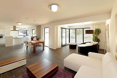 fertighaus fertigh user kubus musterhaus bad vilbel 165 00 qm und satteldach als. Black Bedroom Furniture Sets. Home Design Ideas