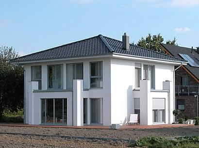 Moderne Stadtvilla von Meisterstück-HAUS