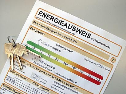 Bei OKAL längst inklusive - Energiepasspflicht ab 2008