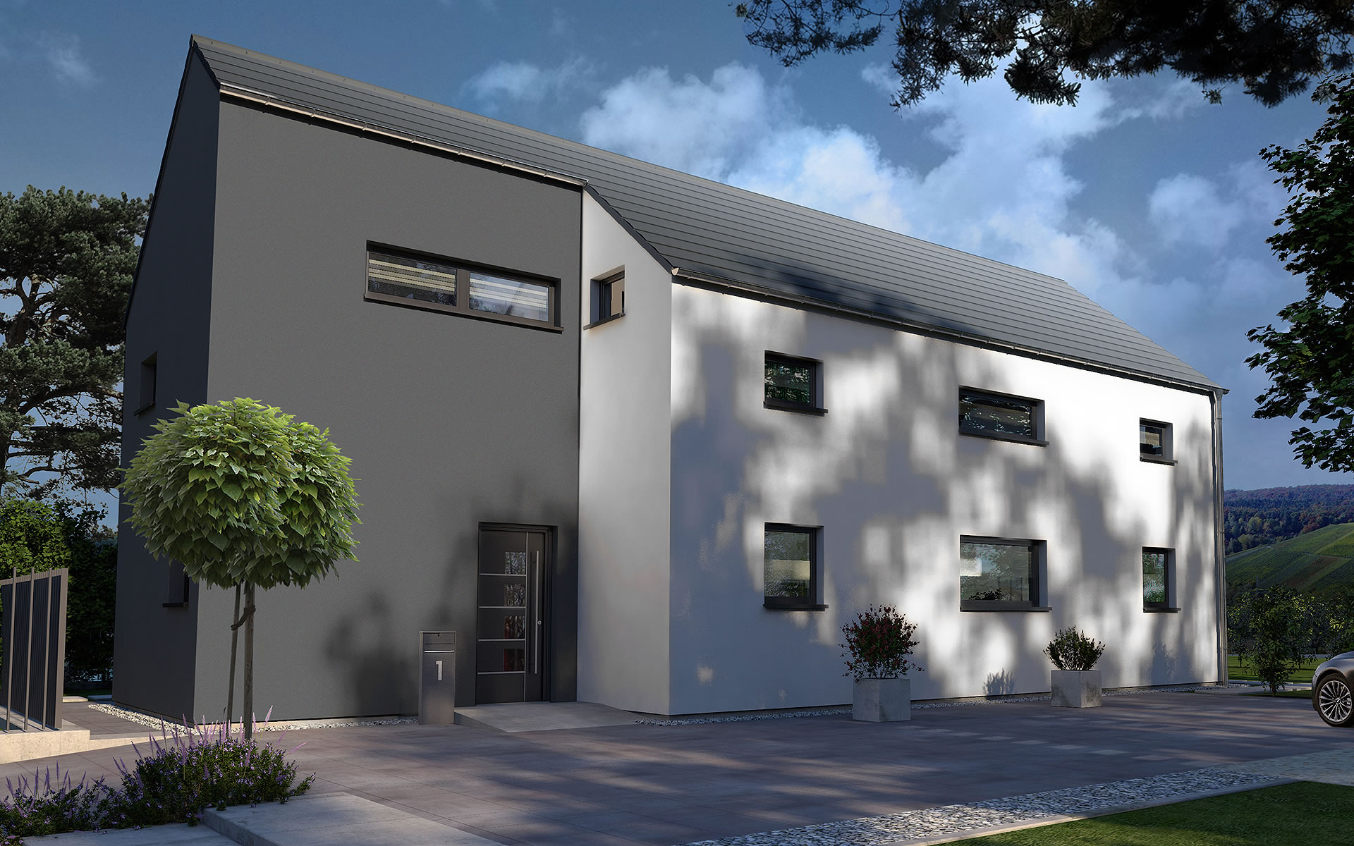 Design 01 von OKAL Haus GmbH