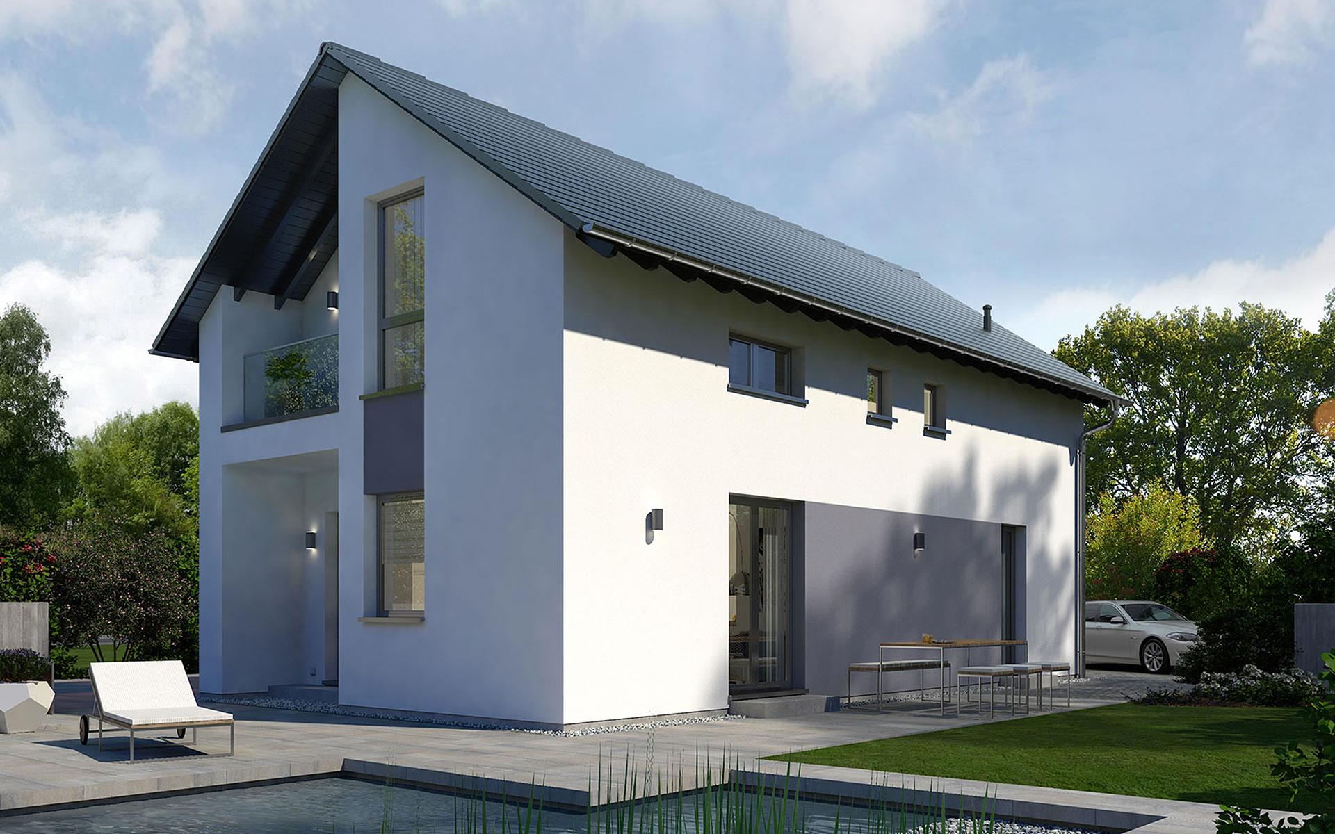 Design 02 von OKAL Haus GmbH