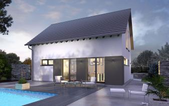 OKAL - Musterhaus Design 09