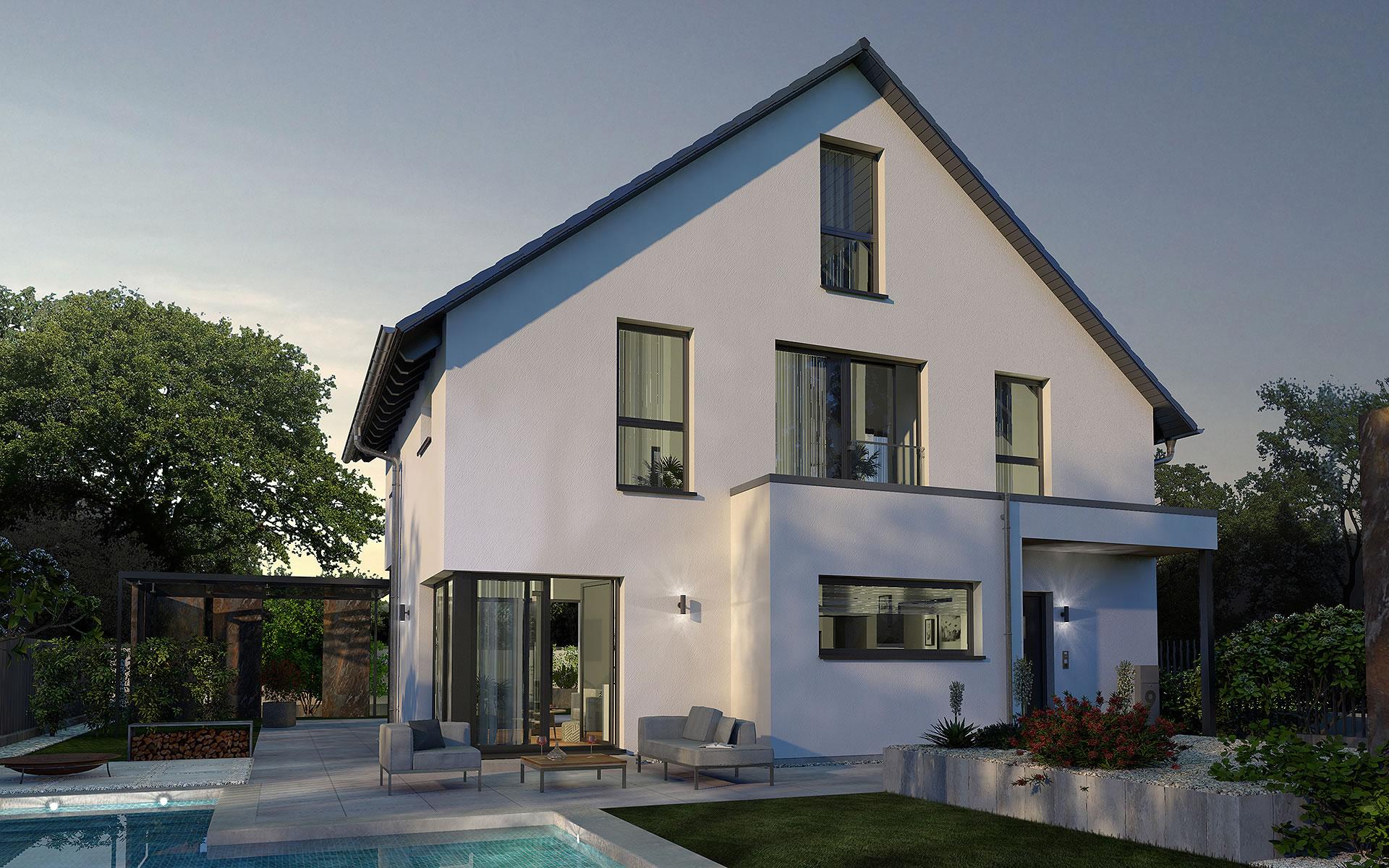 Design 27 von OKAL Haus GmbH