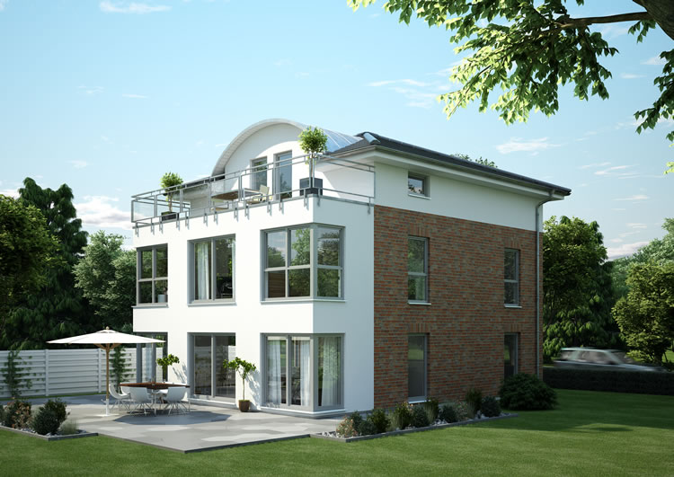 Musterhaus Mülheim-Kärlich von OKAL Haus GmbH