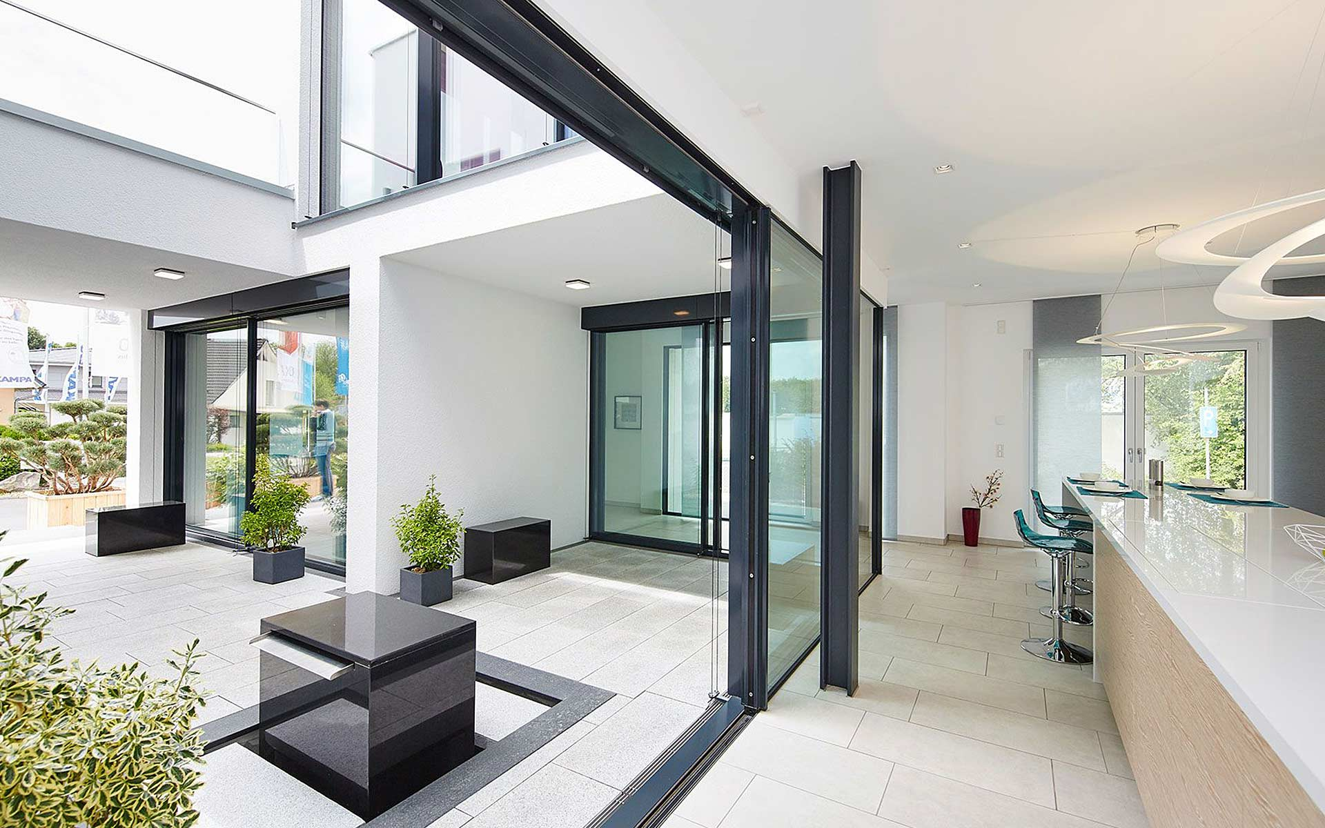 Musterhaus Bad Vilbel von OKAL Haus GmbH