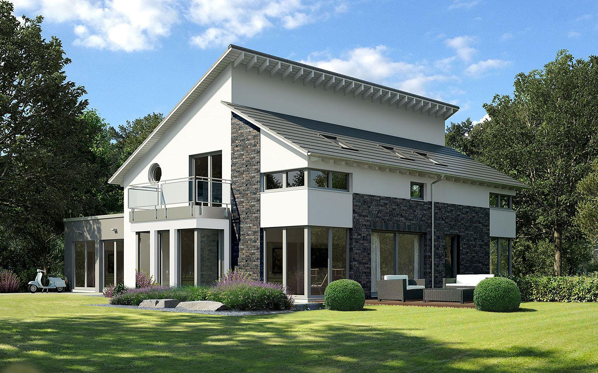 Musterhaus Kaarst von OKAL Haus GmbH