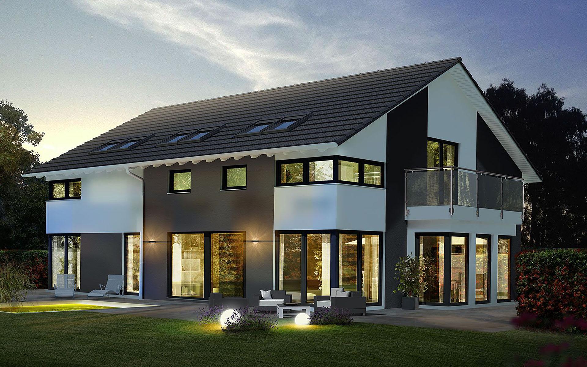 Musterhaus Mannheim von OKAL Haus GmbH