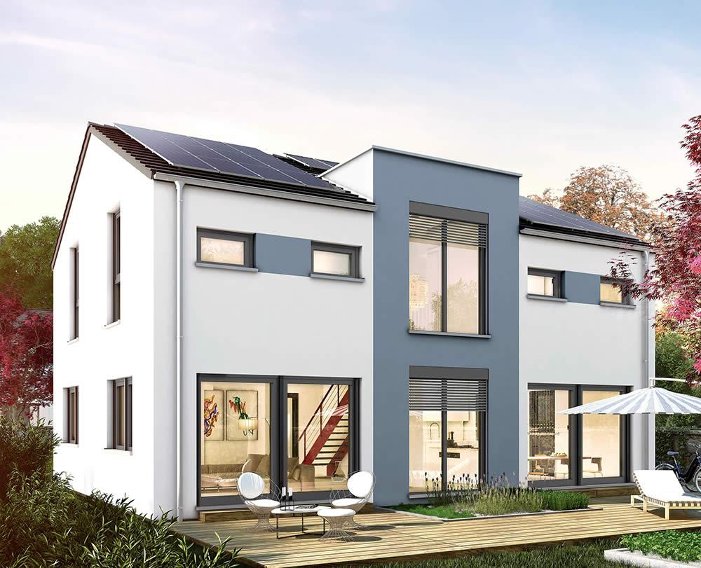 Musterhaus Offenburg von OKAL Haus GmbH