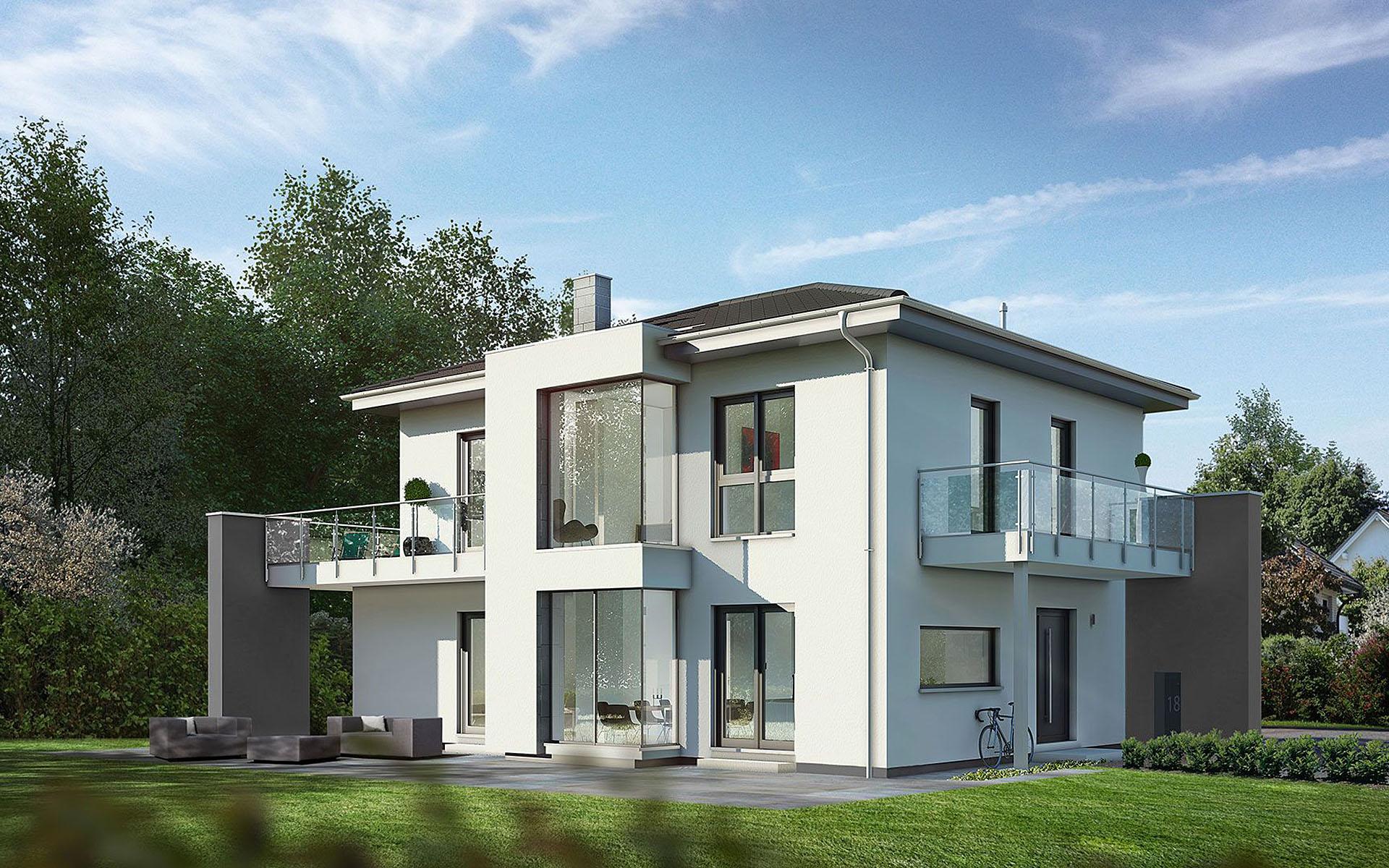 Musterhaus Poing-Grub von OKAL Haus GmbH