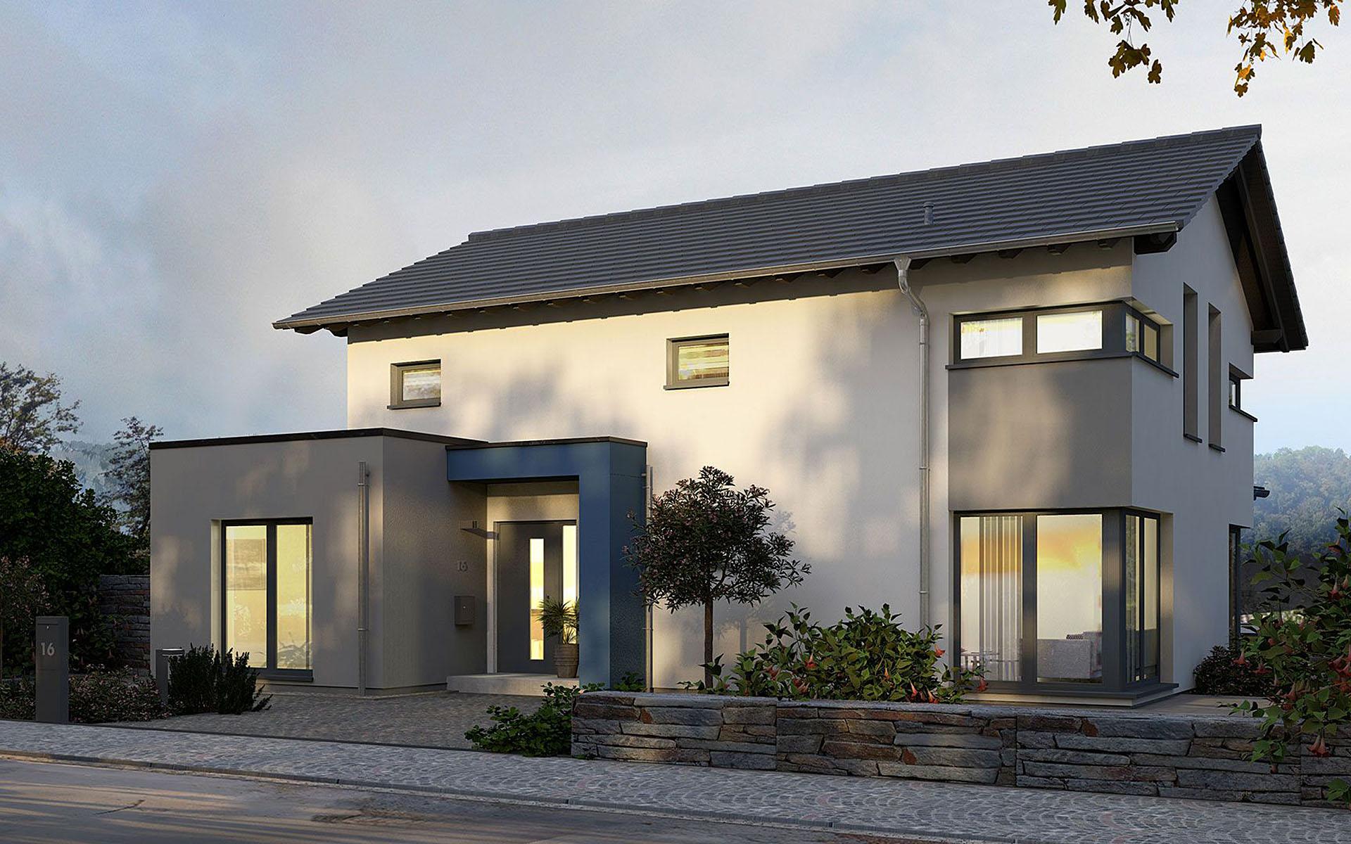 Musterhaus Werder von OKAL Haus GmbH