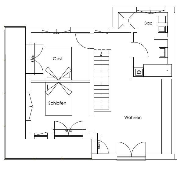 Dachgeschoss Breitbrunn von Regnauer Hausbau GmbH & Co. KG