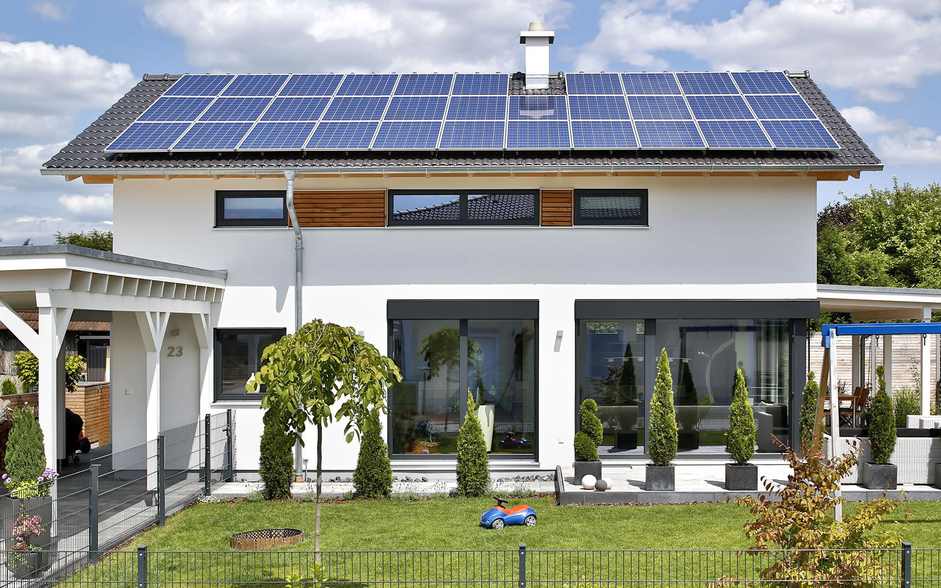 Bruckberg von Regnauer Hausbau GmbH & Co. KG
