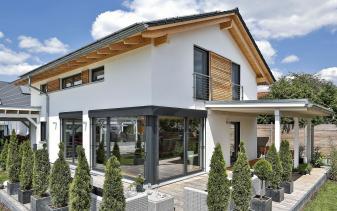 Regnauer - Musterhaus Bruckberg