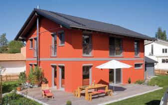 Regnauer - Musterhaus Ghersburg