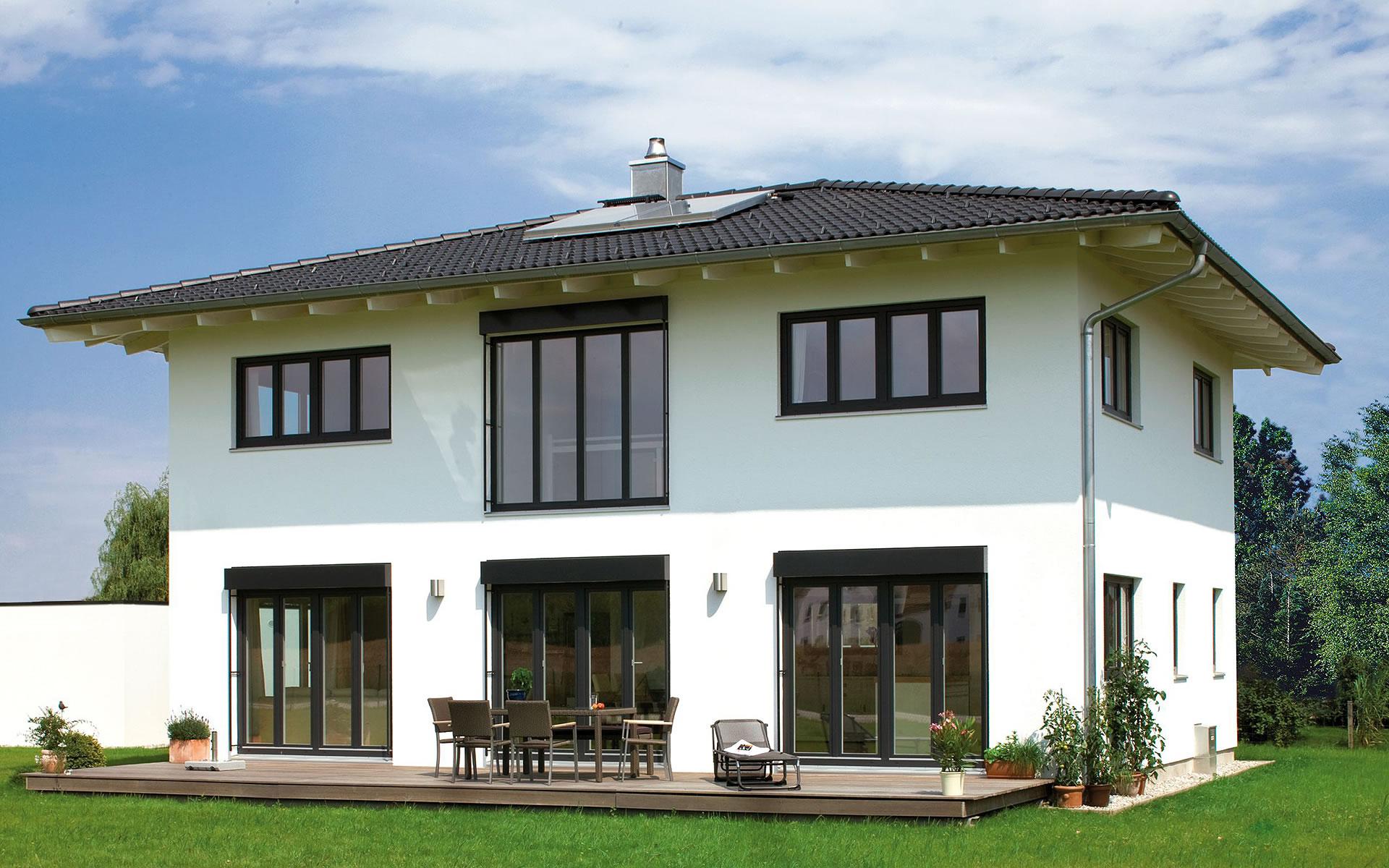 Hochburg von Regnauer Hausbau GmbH & Co. KG
