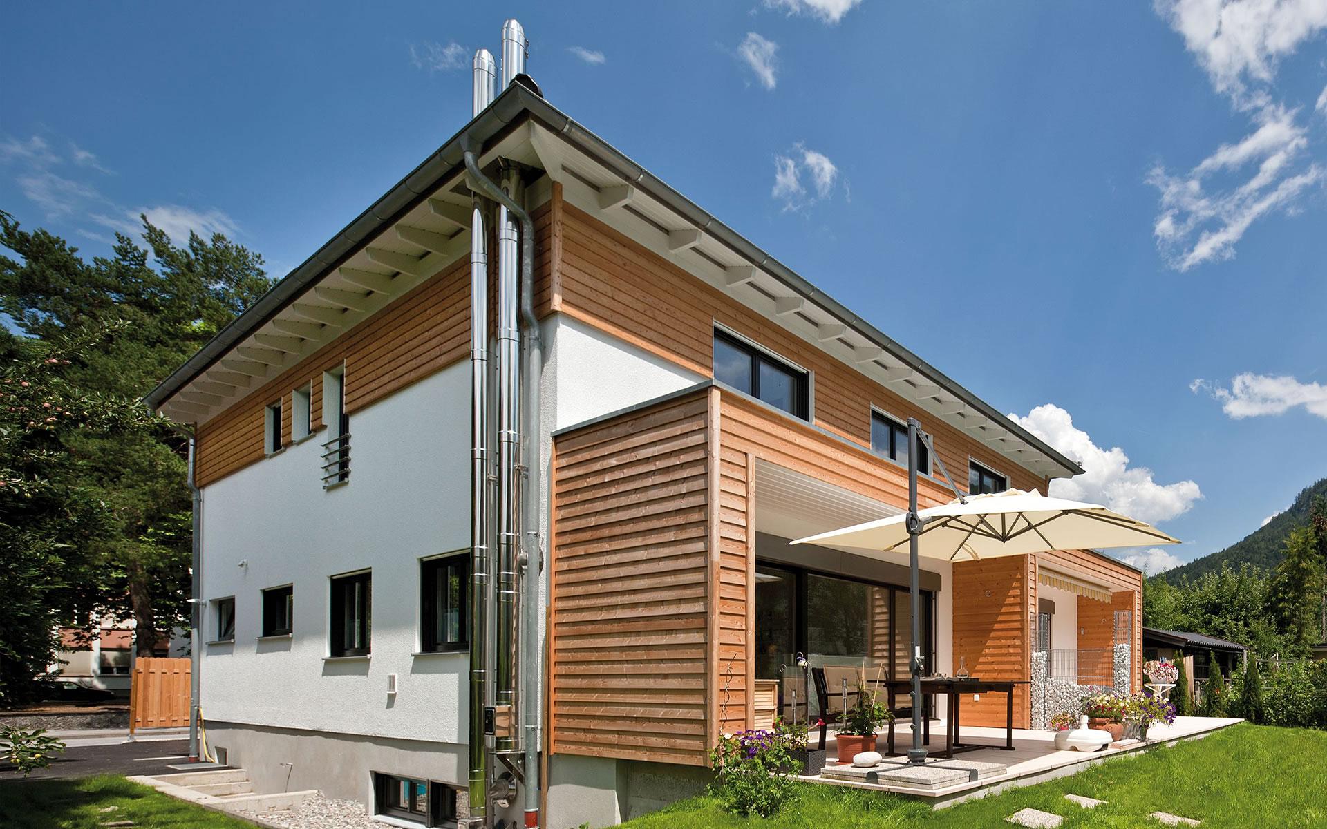 Kufstein Duo von Regnauer Hausbau GmbH & Co. KG