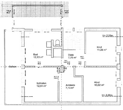 Dachgeschoss Seehausen von Regnauer Hausbau GmbH & Co. KG