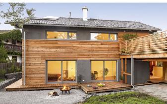 Regnauer - Musterhaus Waakirchen