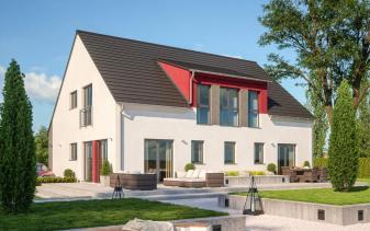 RENSCH-HAUS - Musterhaus CLOU 254