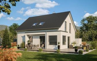 RENSCH-HAUS - Musterhaus Life 150