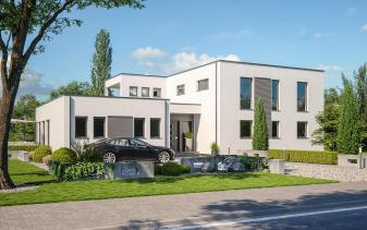 RENSCH-HAUS - Musterhaus Twinline R Genua