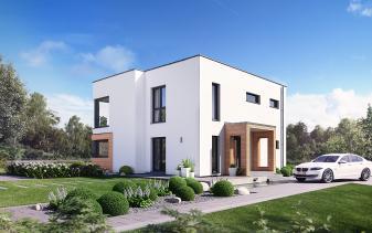 Schwabenhaus - Musterhaus Selection-E-175 E5