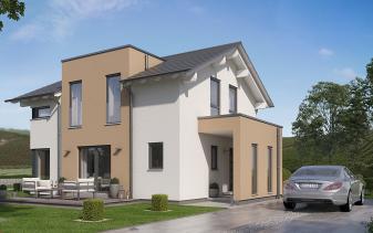 Schwabenhaus - Musterhaus Solitaire-E-115 E4