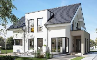 Schwabenhaus - Musterhaus Solitaire-E-145 E2
