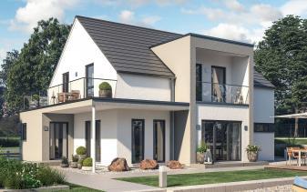 Schwabenhaus - Musterhaus Solitaire-E-165 E3