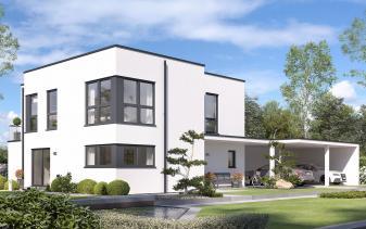 Schwabenhaus - Musterhaus Solitaire-E-165 E9